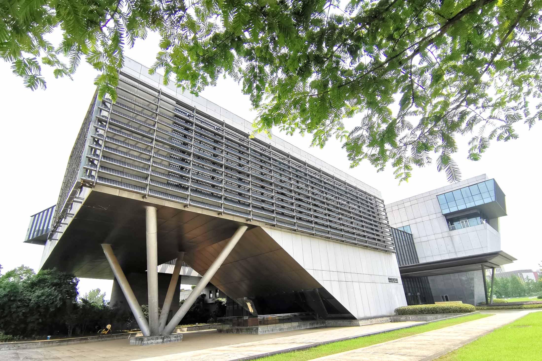 武汉花山生态艺术馆