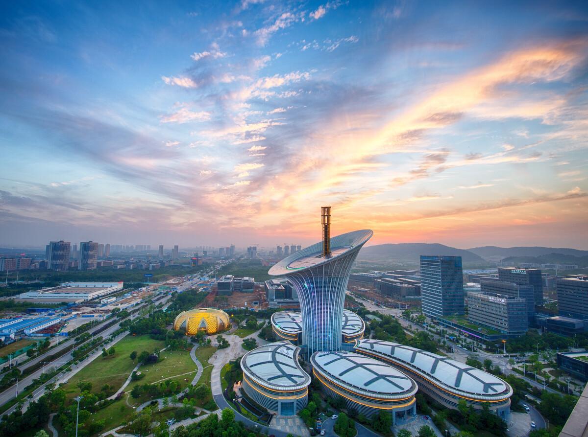 武汉未来科技城